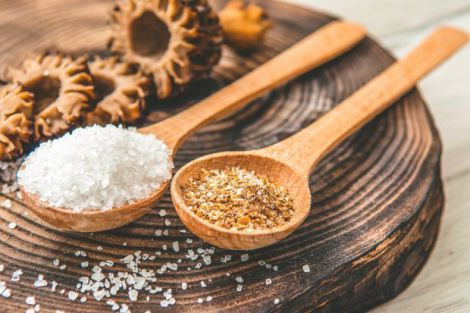 Надмірне вживання солі