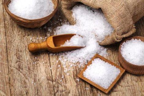 Популярний міф про сіль