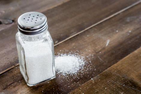 Сіль провокує ожиріння