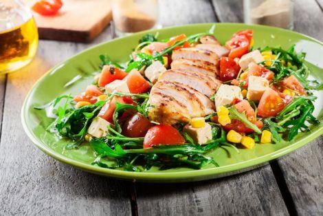 Біле м'ясо птиці допоможе схуднути