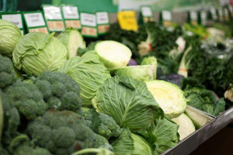 Зелені продукти