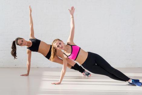 Ефективні вправи від болю в попереку (ВІДЕО)