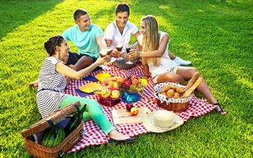 є речі, які обов'язково слід взяти з собою на пікнік
