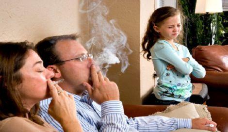 Пасивне куріння небезпечне