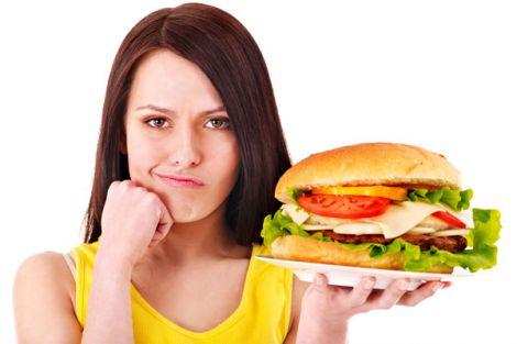 Як відвикнути від швидкої їжі