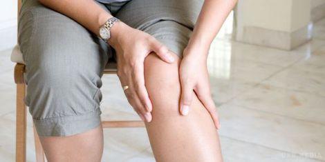 Солі викликають болі в суглобах