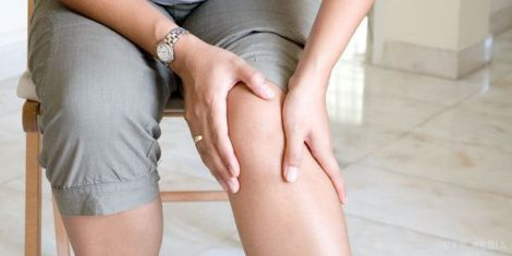Біль в ногах