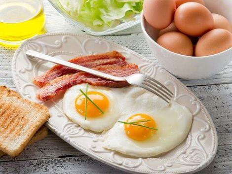 Шкідливий сніданок