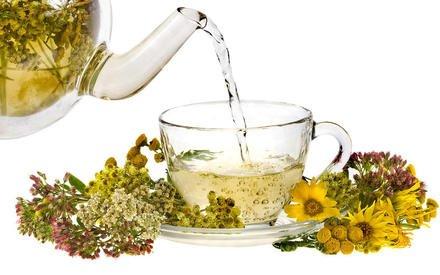 Трав'яний чай для схуднення за рецептом Анджеліни Джолі