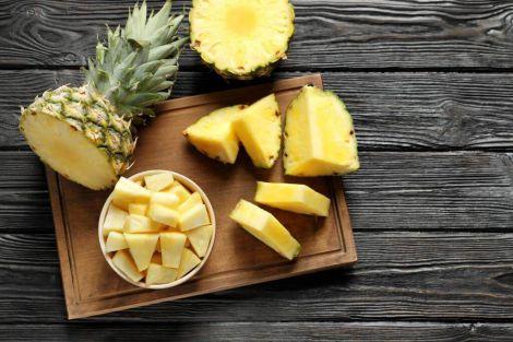 Користь та шкода ананасів для здоров'я