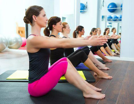 Пілатес покращує здоров'я при ожирінні