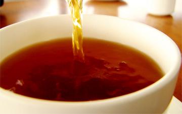 чорний чай допоможе схуднути
