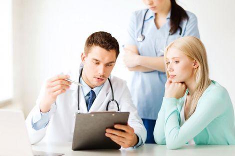Візит до гінеколога