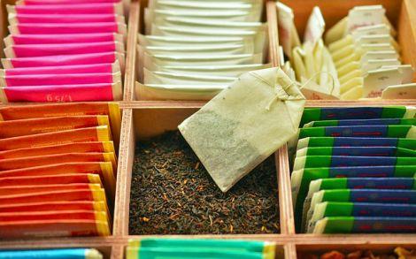 Офісні чайні пакетики