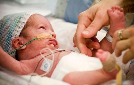 Естроген допоможе лікувати недоношених дітей