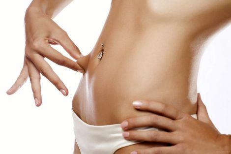 Ефективно позбуваємось від жиру на животі