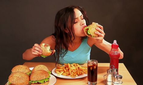 Нездорове харчування на карантині