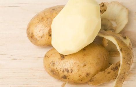 Картопля для схуднення та краси