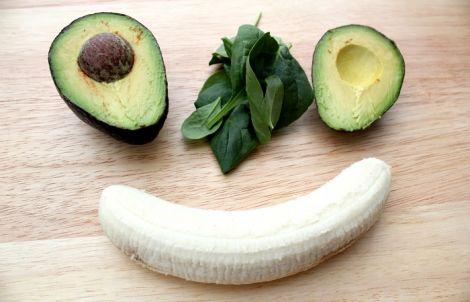 Банани та авокадо від атеросклерозу