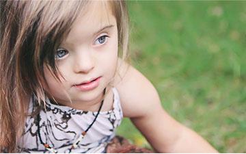 дитина з синдромом Дауна також може жити щасливо