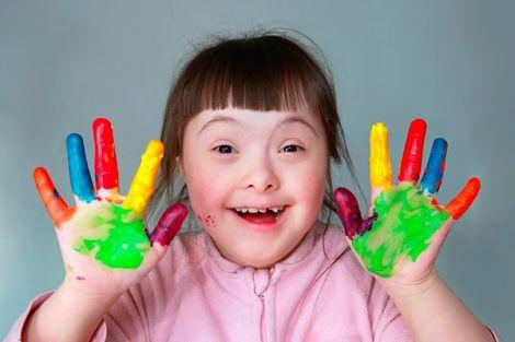 Люди з синдромом Дауна вирізніються щирістю та безспосередністю