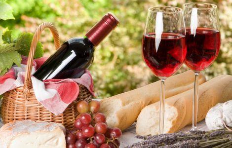 Пийте вино