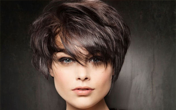 модні стрижки для короткого волосся 2014