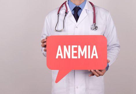 Залізодефіцитна анемія: причини