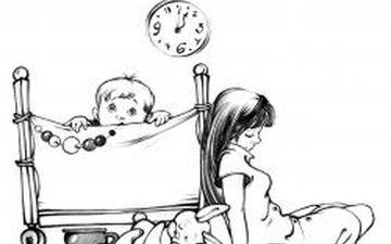 Дитяче здоров'я - здоровий сон