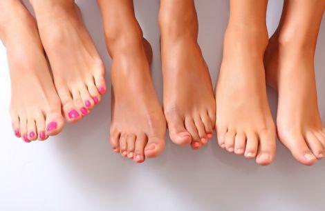 Оніміння пальців на ногах