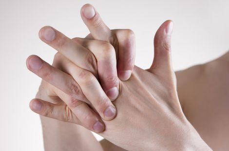 Пальці та діагностика раку легенів