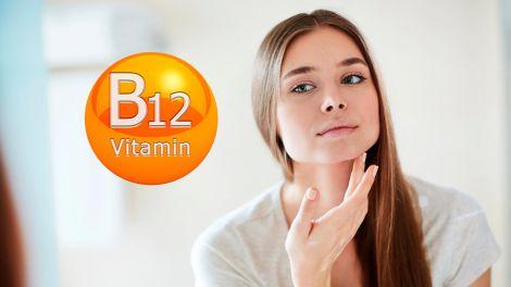 На дефіцит вітаміну B12 вкаже незвичайний стан шкіри