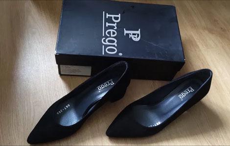 Женские туфли Prego красиво и удобно