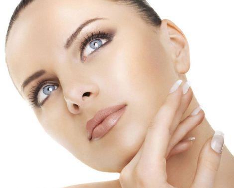 Догляд за шкірою шиї