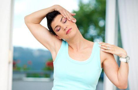Гімнастика для здорової шиї