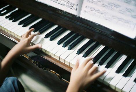 Заняття музикою розвивають дитячі здібності