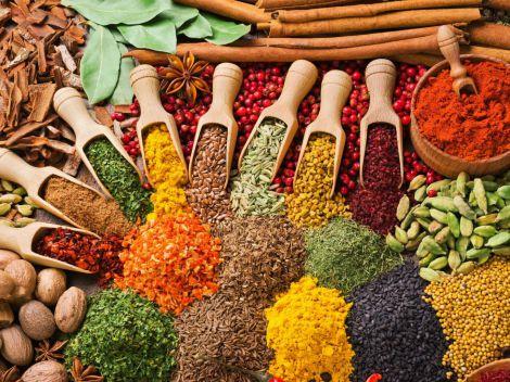 Замість ліків: які спеції не тільки покращують смак їжі, але і зміцнюють здоров'я
