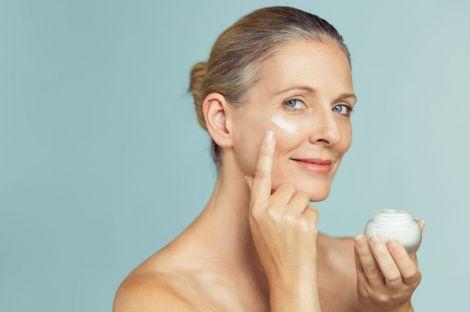 Правильный уход за увядающей кожей