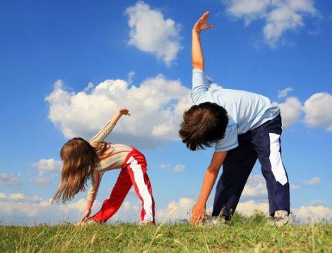 Які спортивні ігри є корисними для дітей?