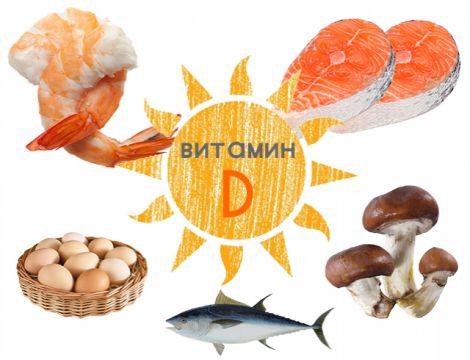 Вітамін D врятує від раку