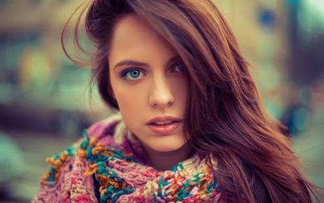 Привабливі риси обличчя