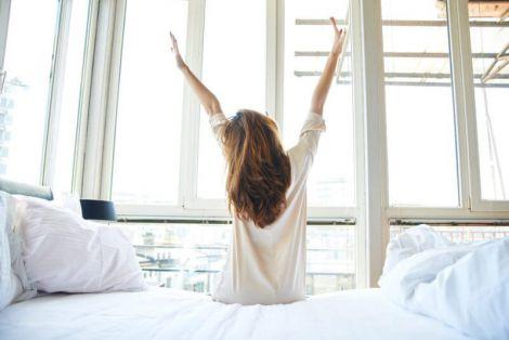 Як швидко збадьоритись вранці
