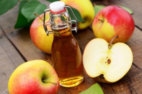 Яблучний оцет проти старіння