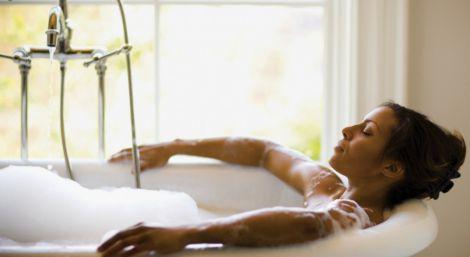 Гарячу ванну треба приймати частіше