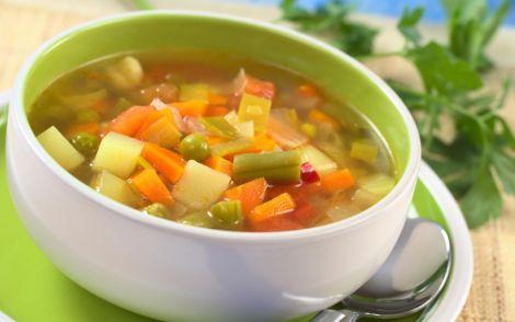 Смачний та дієтичний суп