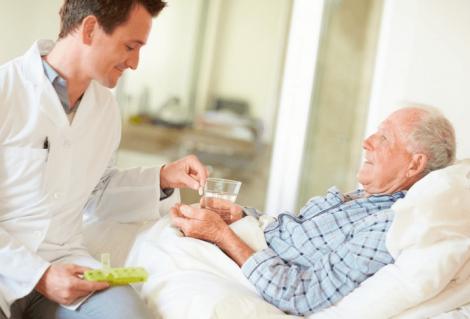 Уход за людьми престарелого возраста