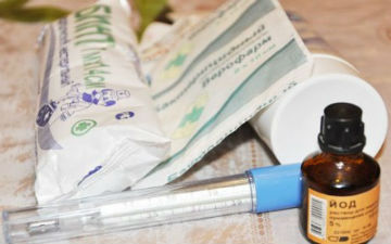 Основні препарати, які знадобляться на відпочинку