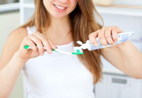 Правильне чищення зубів