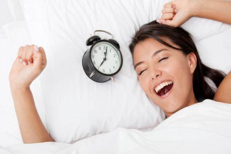 Правильний час пробудження