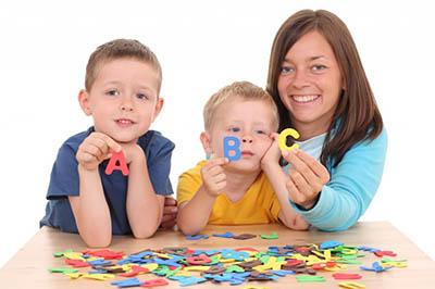 Розвитие ребенка - главная цель родитилей